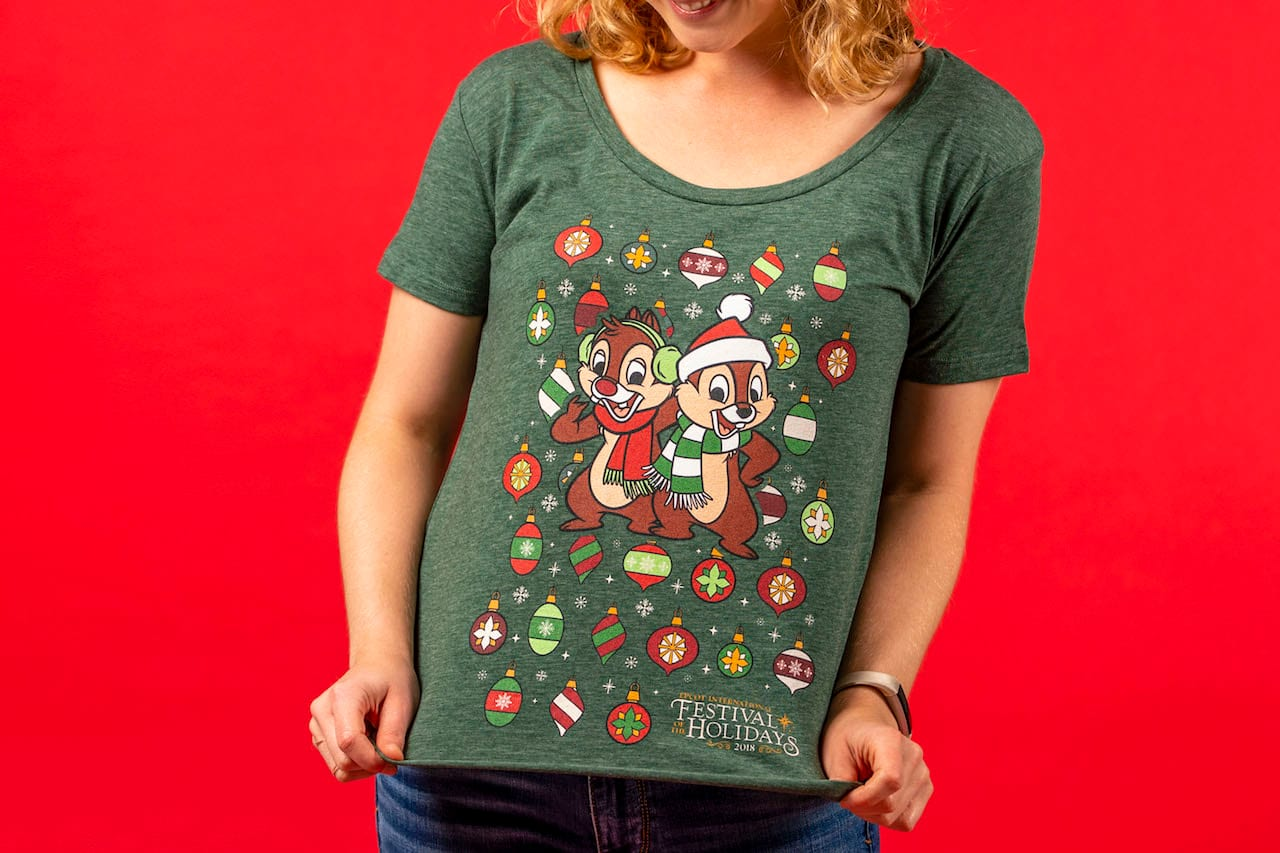 Festival of the Holidays t-shirt