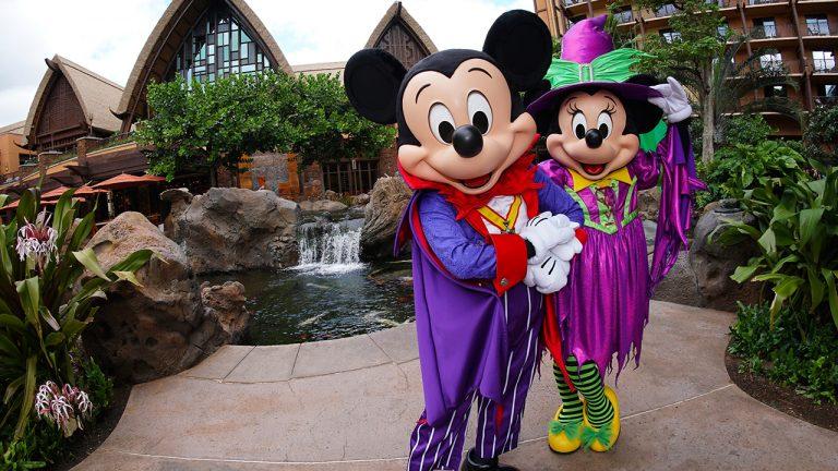 Halloween Fun at Aulani, A Disney Resort & Spa
