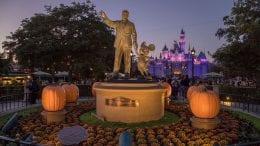 Halloween Time Surprises at Disneyland Resort