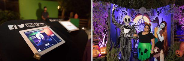 Photo Opps at the Disney Parks Blog Halloween Meet-up