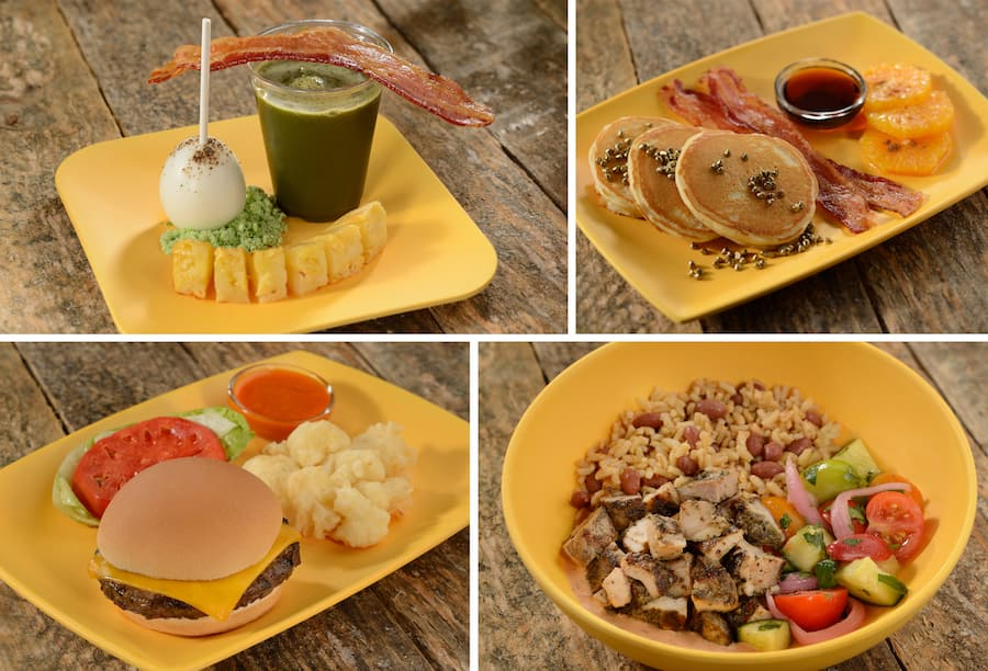 Kid's Meals at Centertown Market at Disney's Caribbean Beach Resort