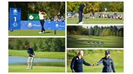 11th edition of the Junior Ryder Cup