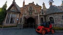 Mr. Toad's Wild Ride at Disneyland Park