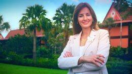 Pilar Arroyos Ojeda - Senior manager of marketing at Disney Vacation Club