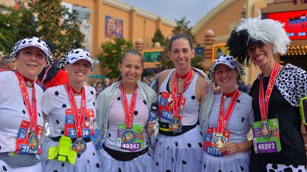 2018 Disneyland Paris Magic Run Weekend