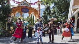 Plaza de la Familia Returns to Disney California Adventure Park