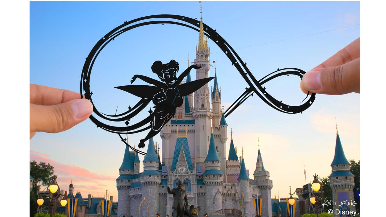 Disney Parks In Silhouette A Simply Magical Kingdom Disney Parks Blog