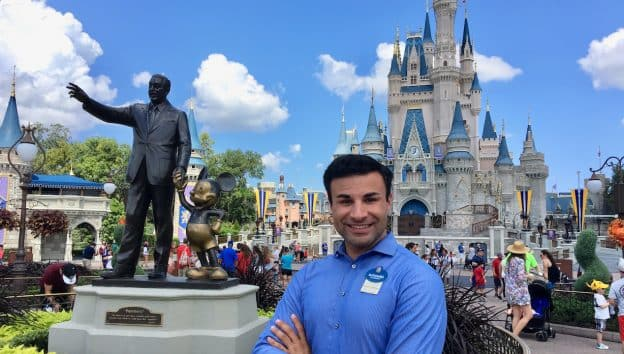 Nathaniel Palma, Guest Experience Manager