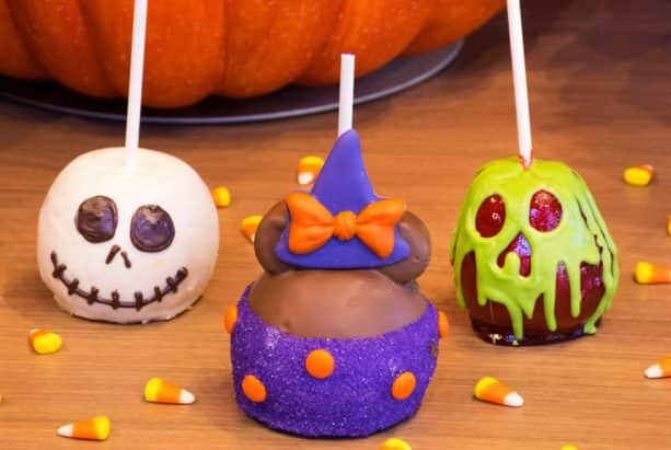 Halloween Candy at Candy Shops at Walt Disney World Resort