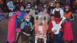 """Cast Members Dress Up as Disney•Pixar's """"Coco"""" for Mickey's Not-So-Scary Halloween Party"""