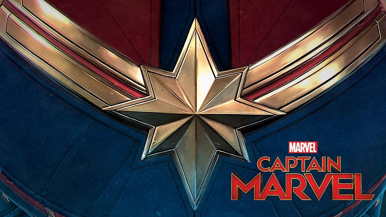 Captain Marvel Joins Epic Line-Up of Super Heroes Aboard