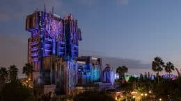 Guardians of the Galaxy – Monsters After Dark at Disney California Adventure park