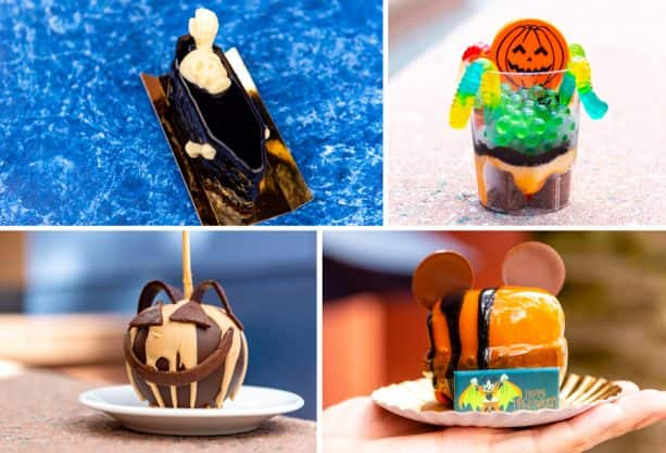 Halloween Desserts at Disney's Hollywood Studios