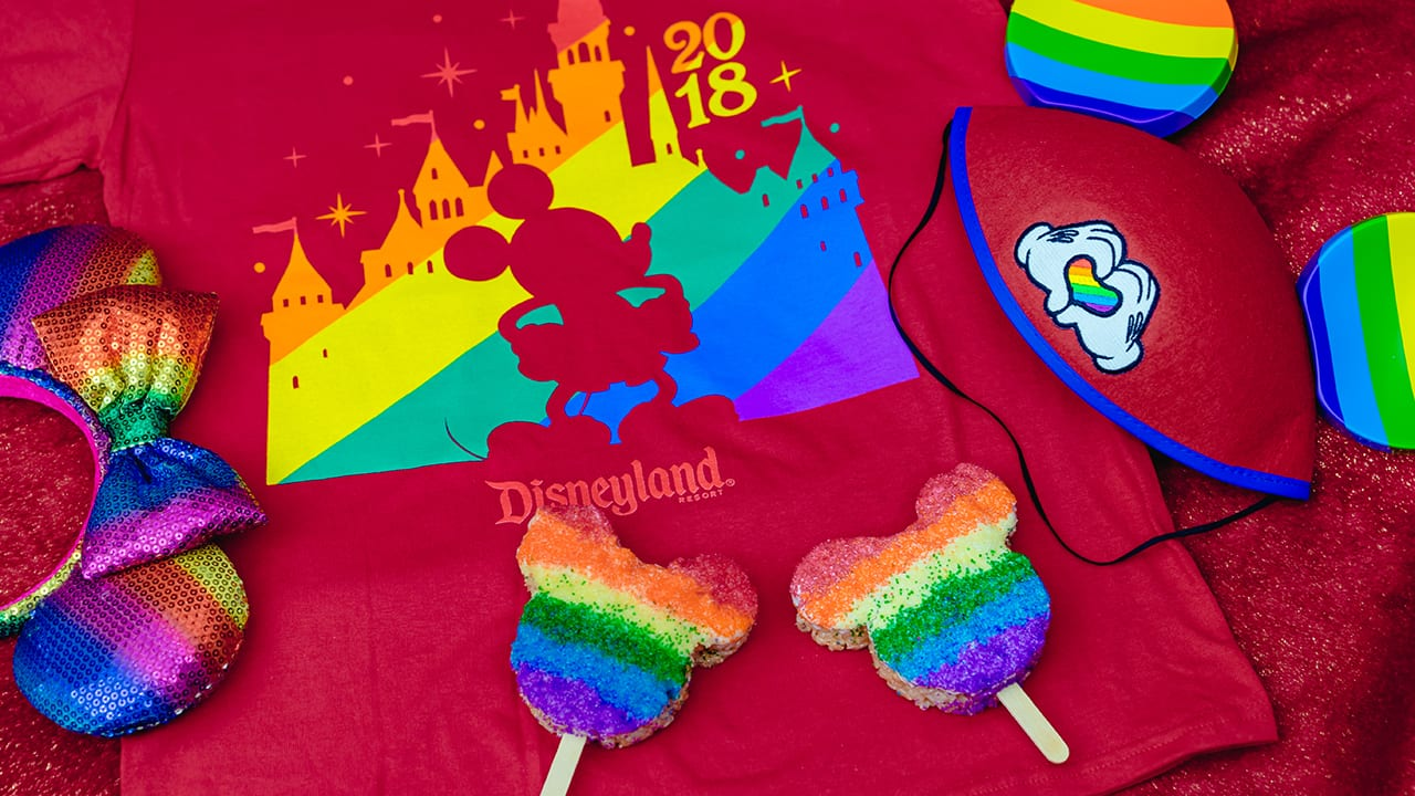 f3dae8f3ef8 Come Out and Try These Limited-Time Rainbow Treats at Disneyland Resort