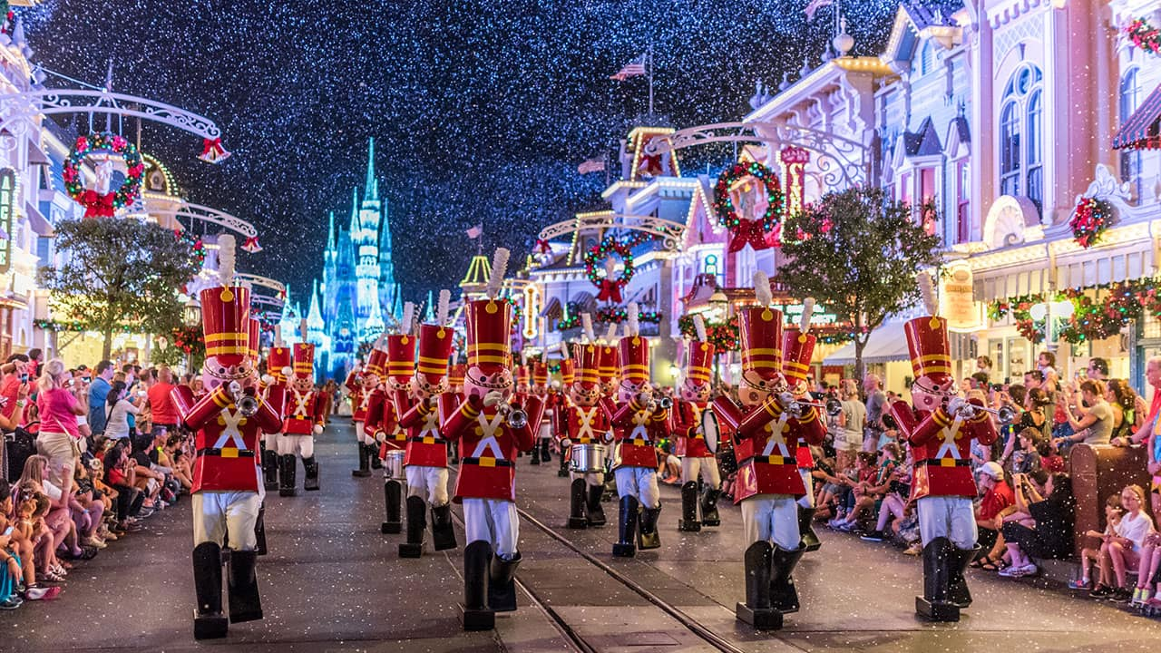 Sneak A Peek At This Year's Ultimate Disney Christmastime Package