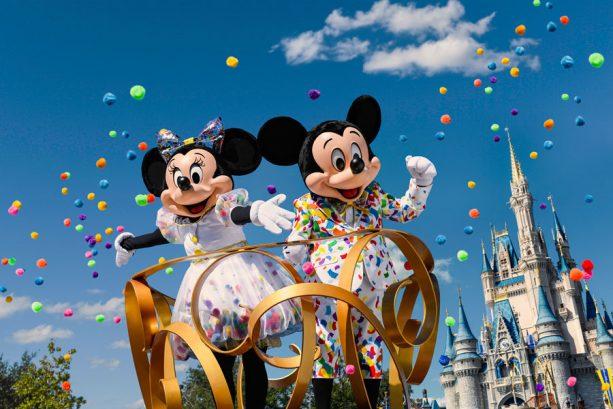 Mickey & Minnie's Fun New Celebration Outfits