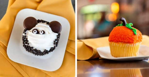 Fall Desserts at Disney's Port Orleans Resort
