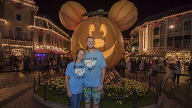 Tennessee Couple Visits All Six Disney Theme Parks in the U.S. in One Day