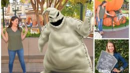 Celebrate the 25th Anniversary of 'Tim Burton's The Nightmare Before Christmas' with Disney PhotoPass at Disneyland Resort