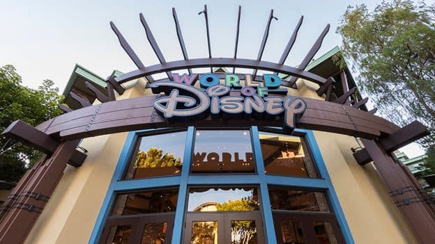 World of Disney Reopens in Grand Style in the Downtown Disney District at the Disneyland Resort