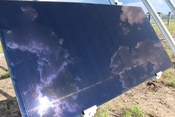 Solar panel at Walt Disney World Resort