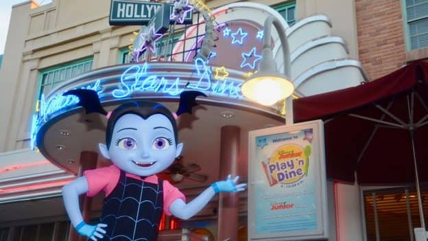 Come and Visit Vampirina Now at Disney's Hollywood Studios