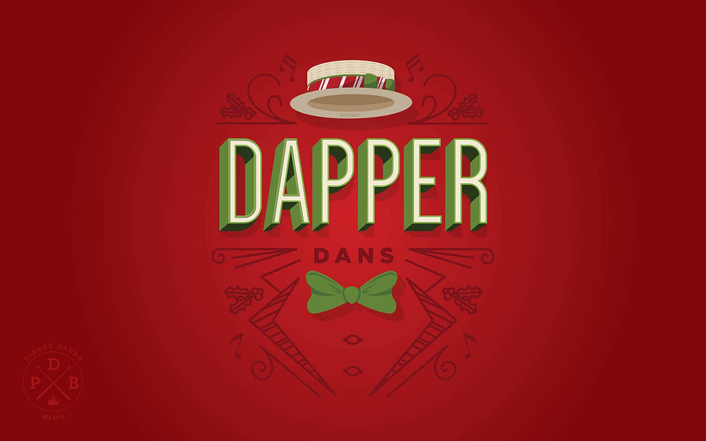 Disney Parks Blog Dapper Dans Wallpaper