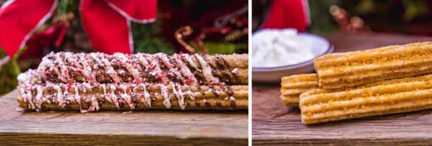 Holiday Churros at Disney California Adventure Park for 2018 Holidays at Disneyland Resort