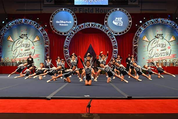 2018 National Cheer & Dance Championships