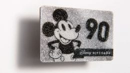 Disney Gift Card Collector's Series