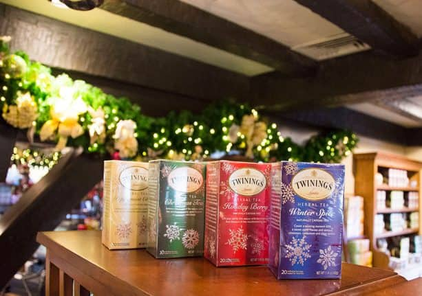 Tea assortments, Walt Disney World exclusive Discovery Collection