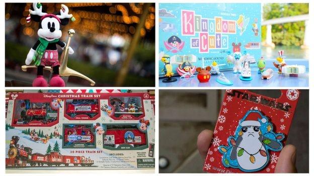 Holiday gifts at the Disneyland Resort