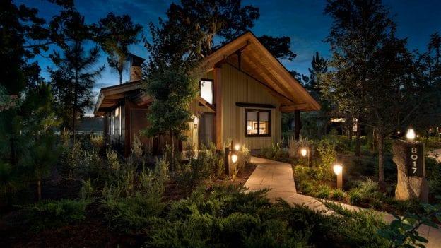 Cabin at Disney's Fort Wilderness Resort