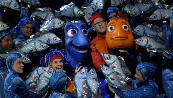 'Finding Nemo - The Musical'