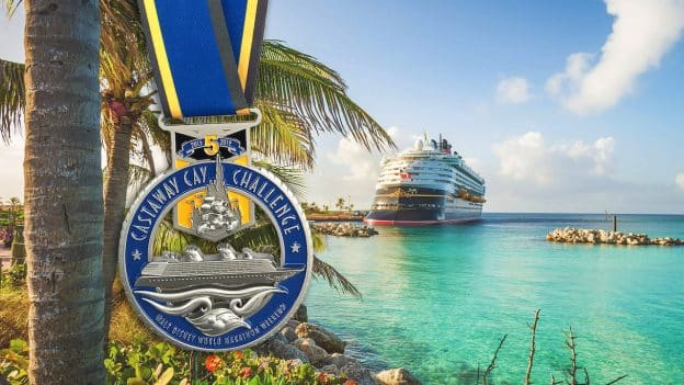 5th Anniversary Castaway Cay Challenge