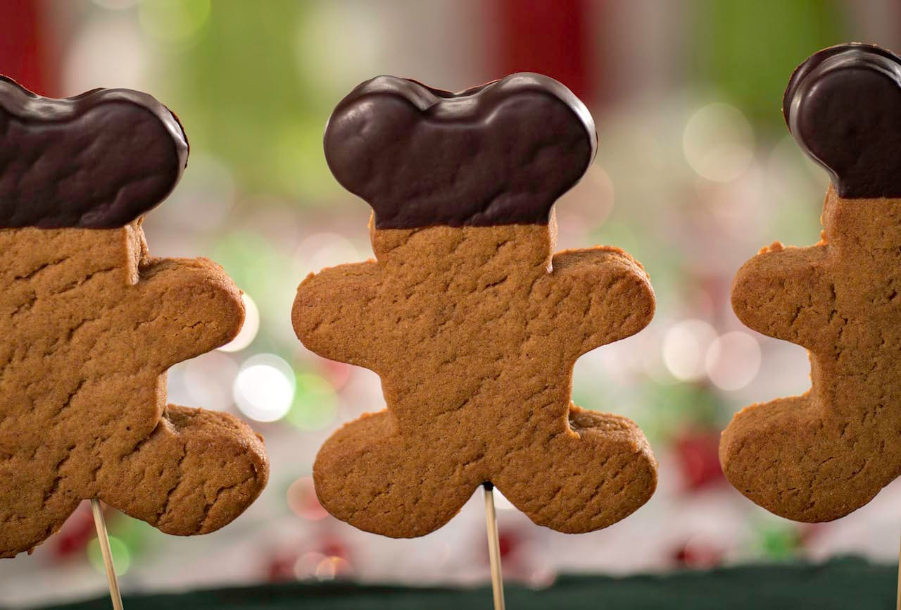 Gingerbread Pops for Flurry of Fun at Disney's Hollywood Studios