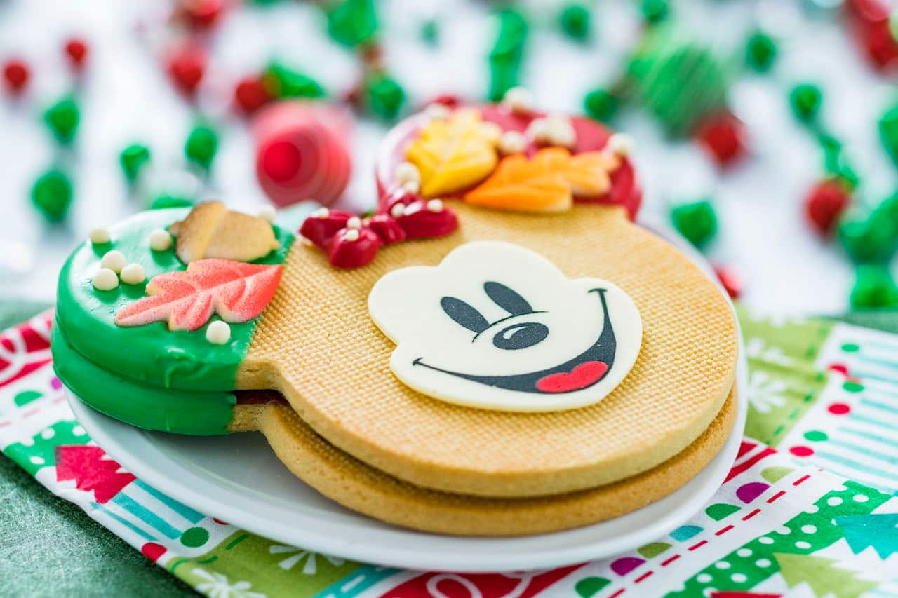 Large Shortbread Cookie for Flurry of Fun at Disney's Hollywood Studios