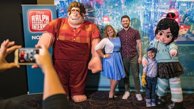 Disney Parks Blog Readers React to 'Ralph Breaks the Internet' at Disney Springs