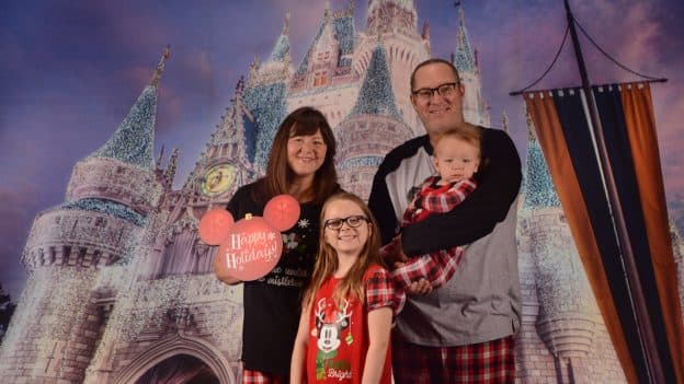 Celebrate the season with matching PJs from Disney Springs