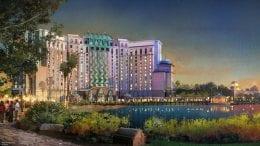 Disney's Coronado Springs Expansion