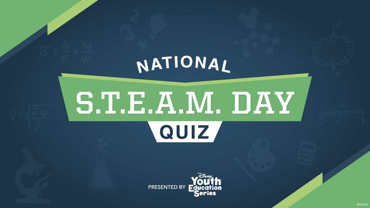 QUIZ: National S.T.E.A.M. Day Challenge