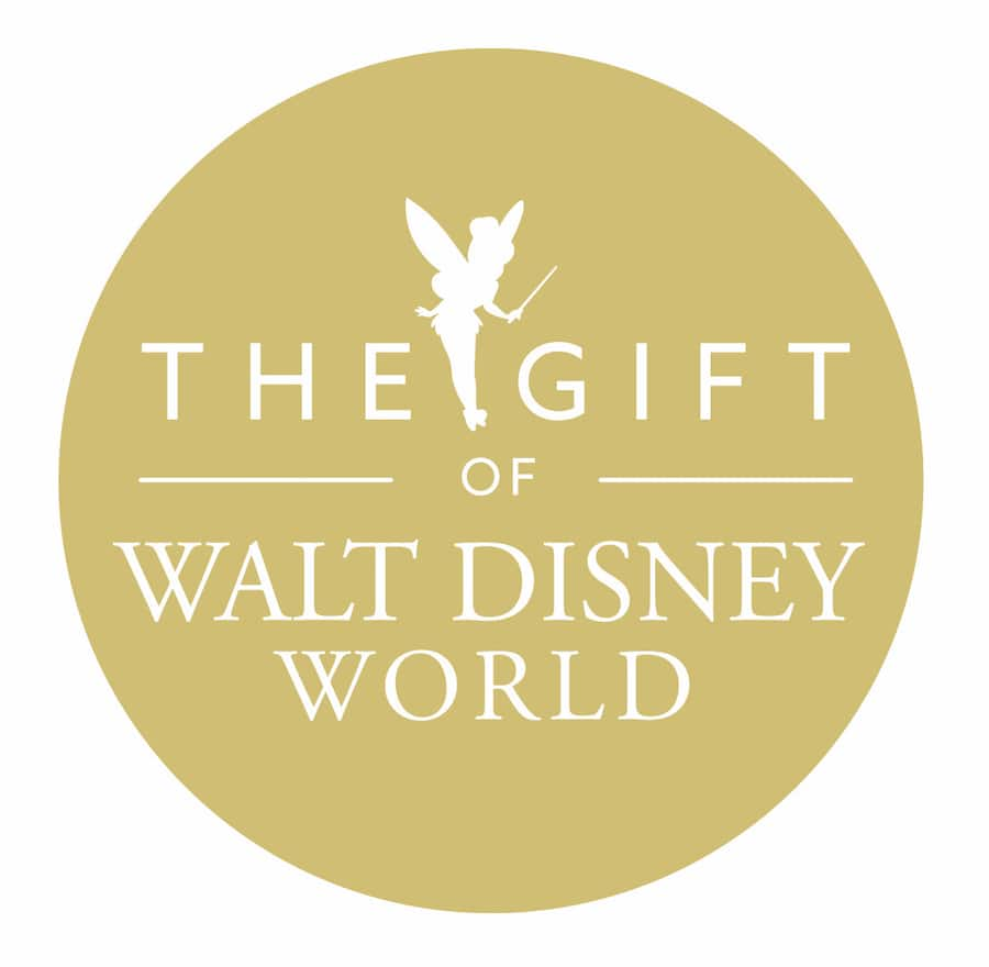 Give Disney World Magic Logo