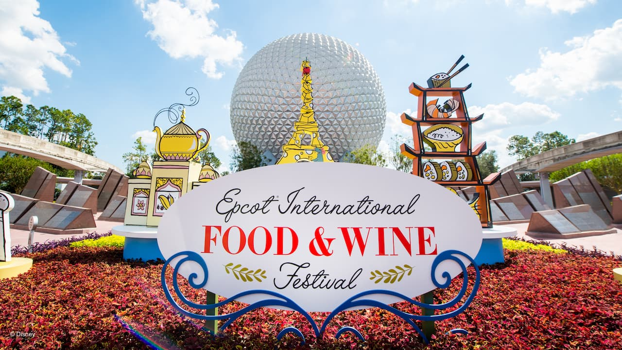 Better Hurry...Last Chance for Sips and Bites at Epcot International Food & Wine Festival!