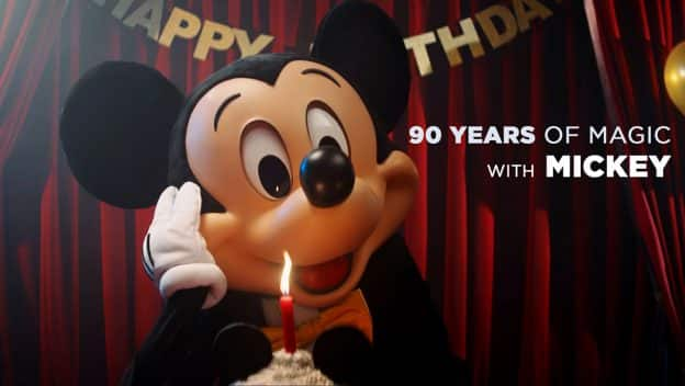 Journey Through 90 Magical Years With Mickey Mouse