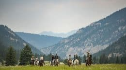 Explore Montana on Horseback with Adventures by Disney