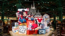 Exclusive 'Mickey in Shanghai' Collection