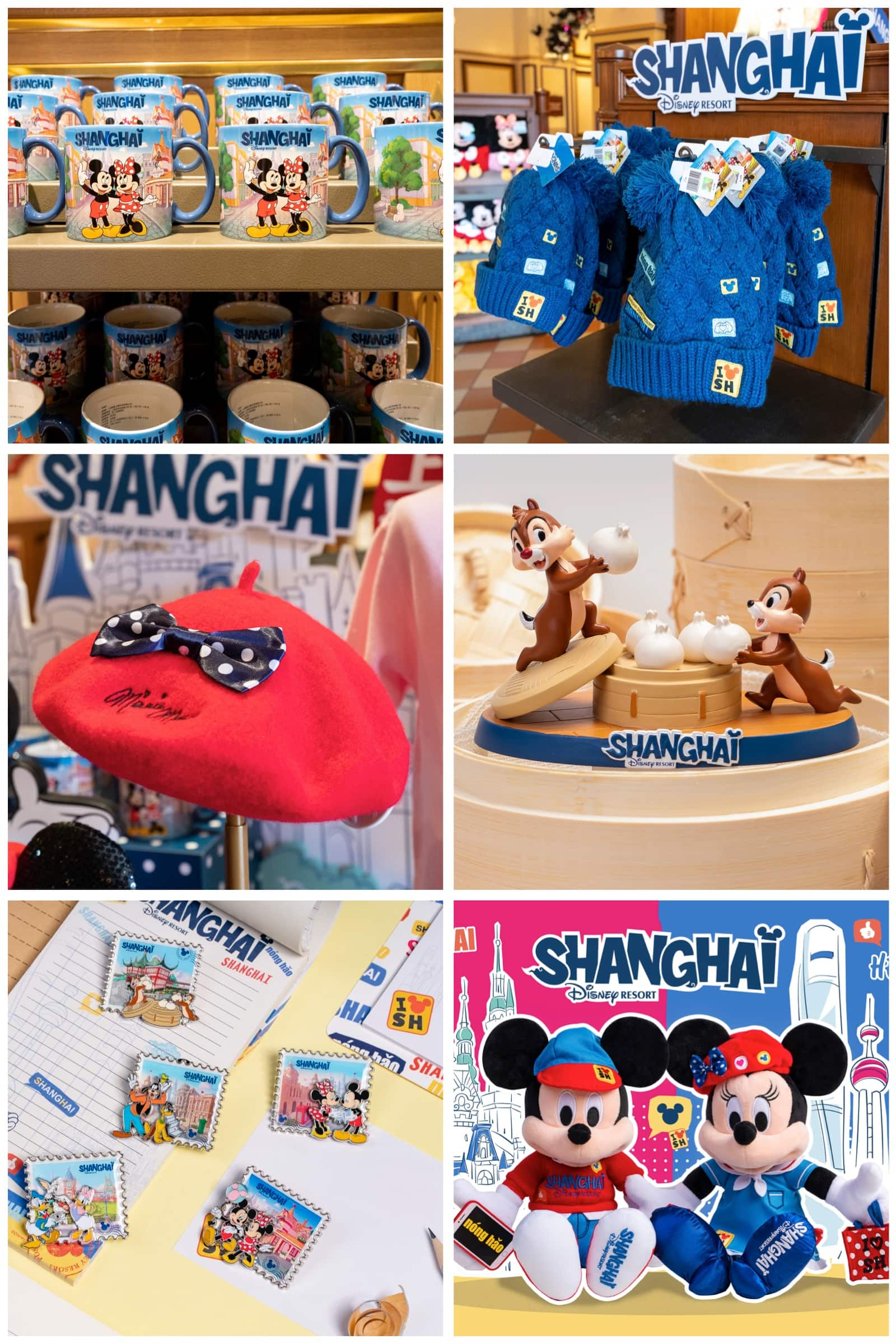 'Mickey in Shanghai' Collection