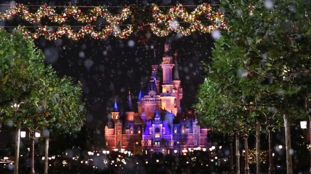 Holidays at Shanghai Disney Resort