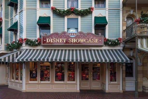 Disney Showcase – Main Street, U.S.A. in Disneyland park