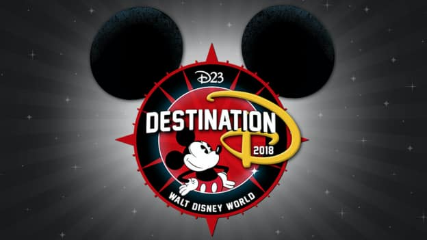 D23's Destination D: Celebrating Mickey Mouse Logo